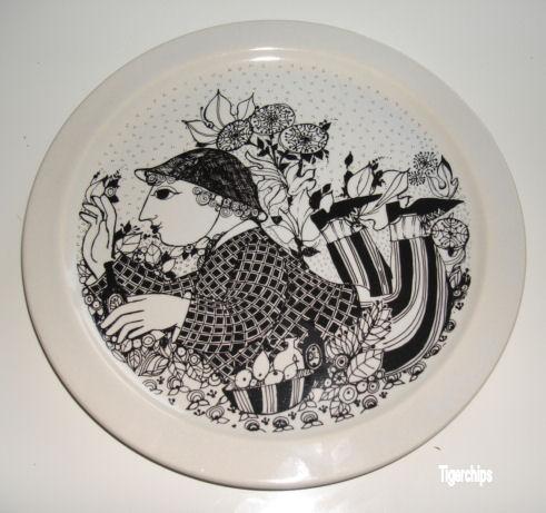 Rosenthal - Bjorn Wiinblad designs 20080612