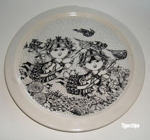 Rosenthal - Bjorn Wiinblad designs 20080613