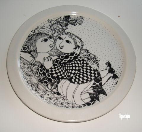 Rosenthal - Bjorn Wiinblad designs 20080614