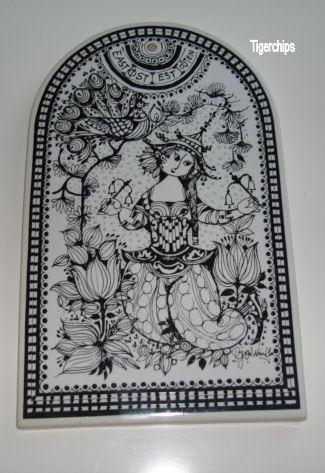 Rosenthal - Bjorn Wiinblad designs 20080617