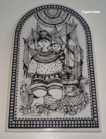 Rosenthal - Bjorn Wiinblad designs 20080618