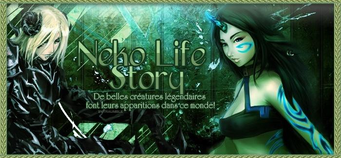 Neko Life Story Bannia11
