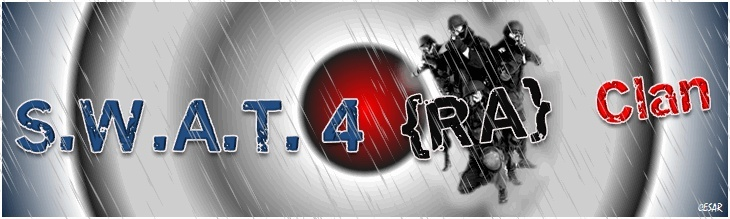 Welcome to {RA} Clan - A SWAT4 1.0 Clan