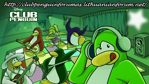 Club Penguin forumas