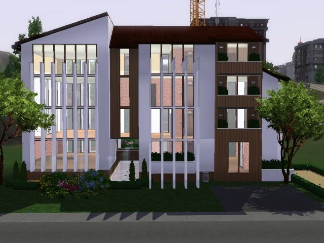 [Apprenti] Construire des appartements entier avec Accès VIP. 0011