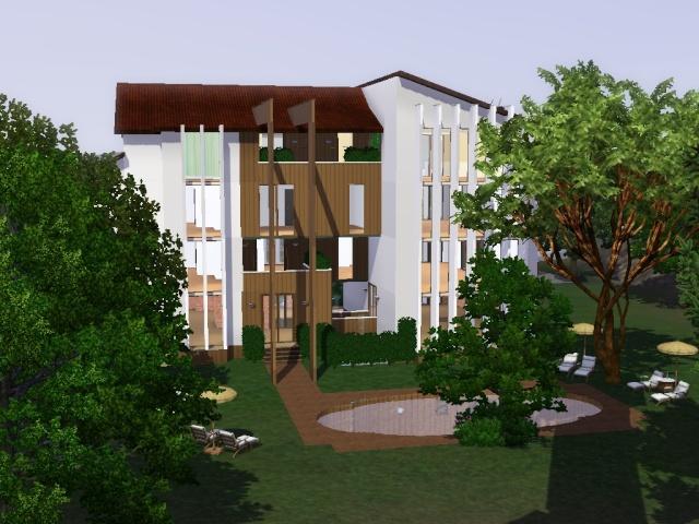 [Apprenti] Construire des appartements entier avec Accès VIP. 0411