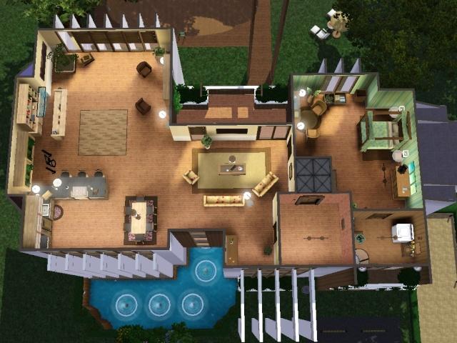 [Apprenti] Construire des appartements entier avec Accès VIP. 1011