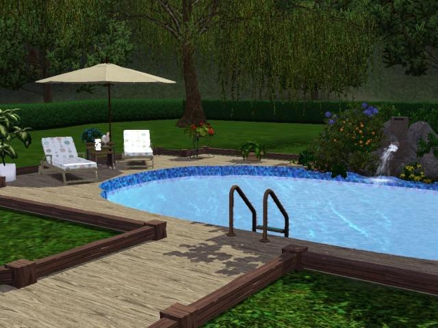 [Débutant] Construire une piscine ovale avec Accès VIP. Screen26