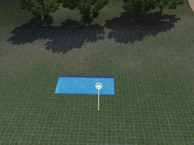 [Débutant] Construire une piscine ovale avec Accès VIP. Screen27