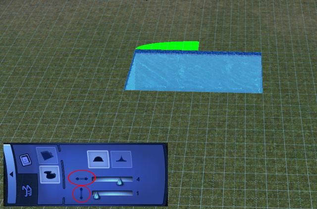[Débutant] Construire une piscine ovale avec Accès VIP. Screen28