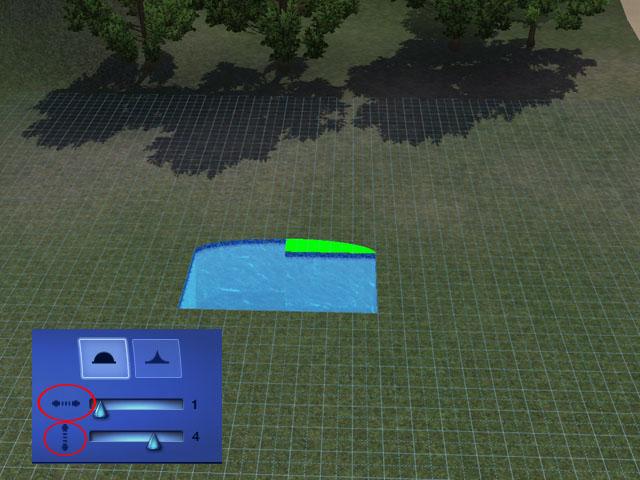 [Débutant] Construire une piscine ovale avec Accès VIP. Screen29