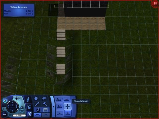 """[Apprenti] Construire une """"rampe"""" d'escalier contemporaine. Screen40"""