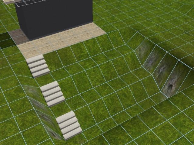 """[Apprenti] Construire une """"rampe"""" d'escalier contemporaine. Screen42"""