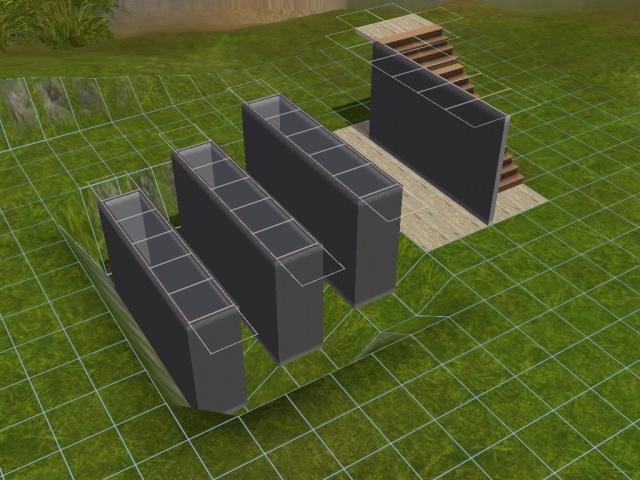 """[Apprenti] Construire une """"rampe"""" d'escalier contemporaine. Screen43"""