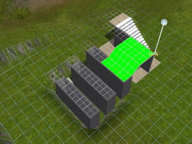 """[Apprenti] Construire une """"rampe"""" d'escalier contemporaine. Screen44"""