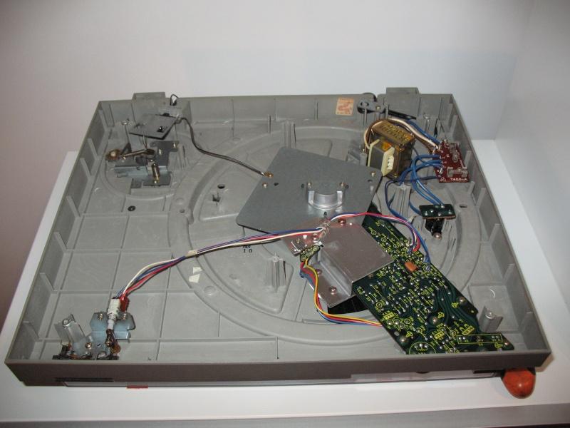 Giradischi Trazione Diretta Technics SL-D1 Img_1421