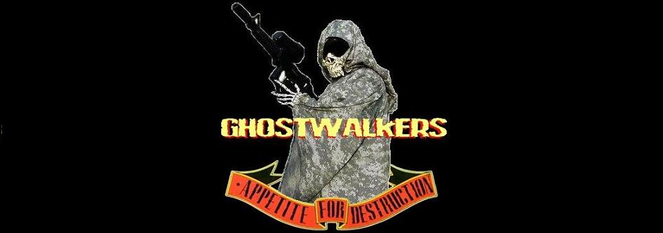 www.TexasGhostwalkers.com