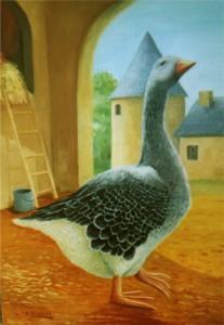 L'oie de Louis Oie-2010