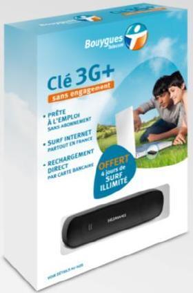 Forfaits 3G+ rechargeables et sans engagement de Bouygues Telecom - Page 2 Cle-3g11
