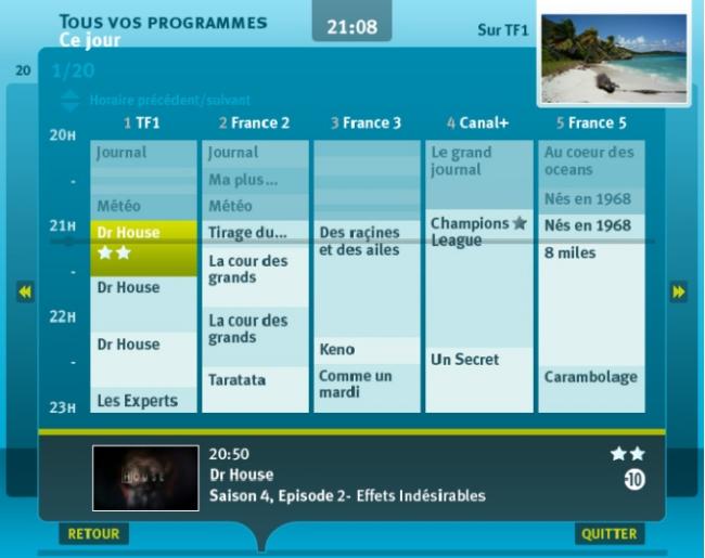 La nouvelle interface TV arrive... en beta-test - Page 5 Guide10