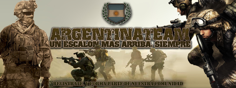 ArgentinaTeam - Comunidad Gamer Argentina