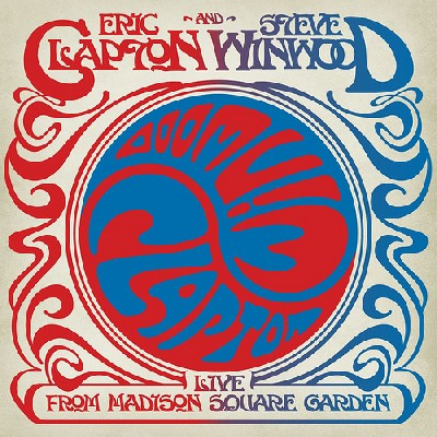 Eric Clapton and Steve Winwood Live From Madison Square Garden 14_49910