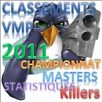 Classements 2011 Classe24