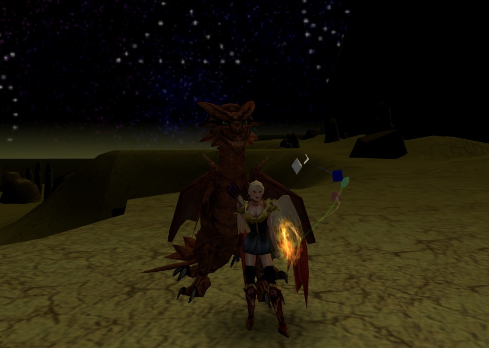 Aenea's Smallest Dragon Ailish11