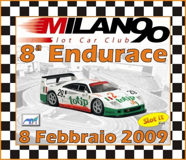 I Cicloni parteciperanno all'8a Endurance del Club Milano 90 - 08/01/2009 Endura11