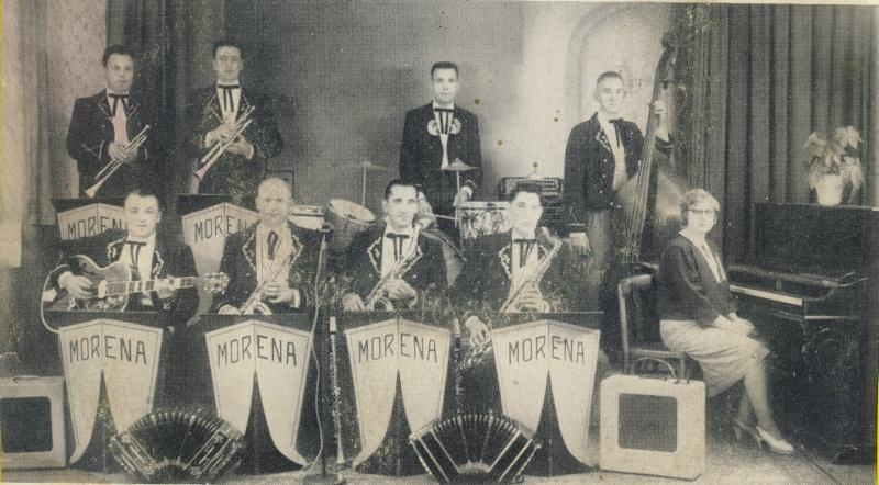 """Discogr. de l'Orchestre de Mandolines """" ISKRA """" - Page 6 Morena10"""
