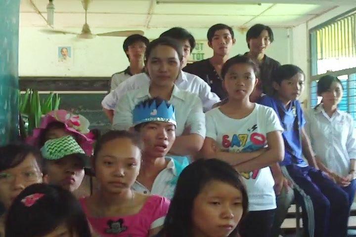 Buổi tổng duyệt hôm 31 tháng 01 năm 2010 Quangc16