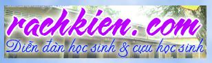 Logo của RachKien.com Rachki11