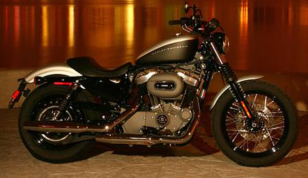 Harley Davidson Sporster 1200 Forty eight Edition 2010 Harley10