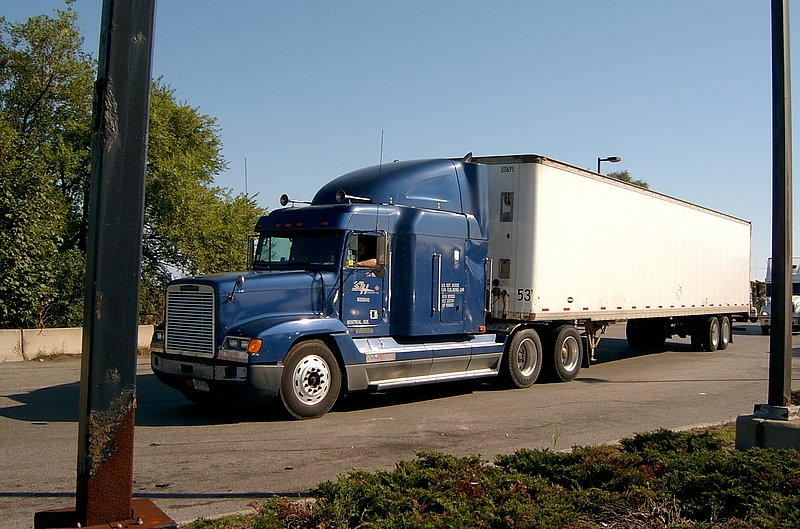 Canadian Trucking 20030913