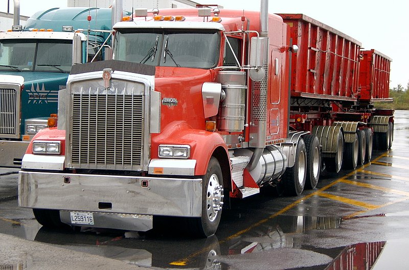 Canadian Trucking 20030915