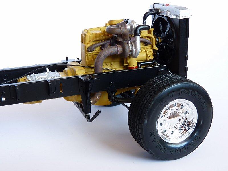 Peterbilt Wrecker, Revell 1:25 P1050110