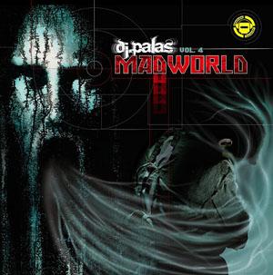 DJ PALAS VOL.4 - Mad World (NEW065MX) Portad10