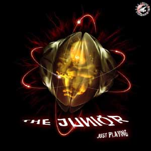 THE JUNIOR - JUST PLAYING (GNR-015) Thejun10