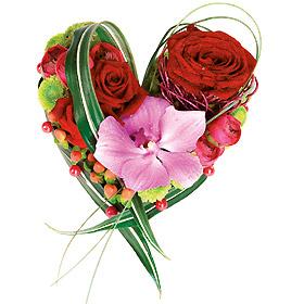 Notre demande en mariage inattendue Fleurs10