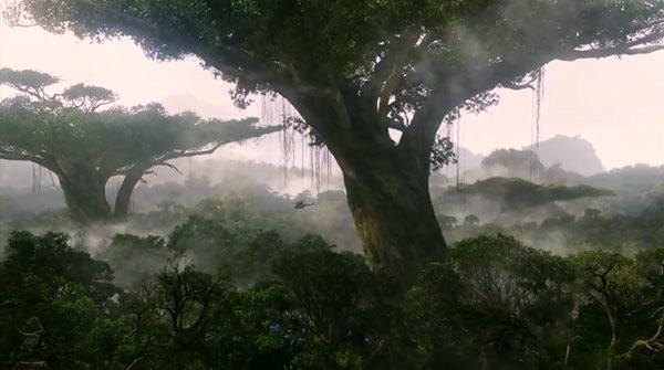 Kelutral, l'arbre maison du clan Omaticaya. Pandor10