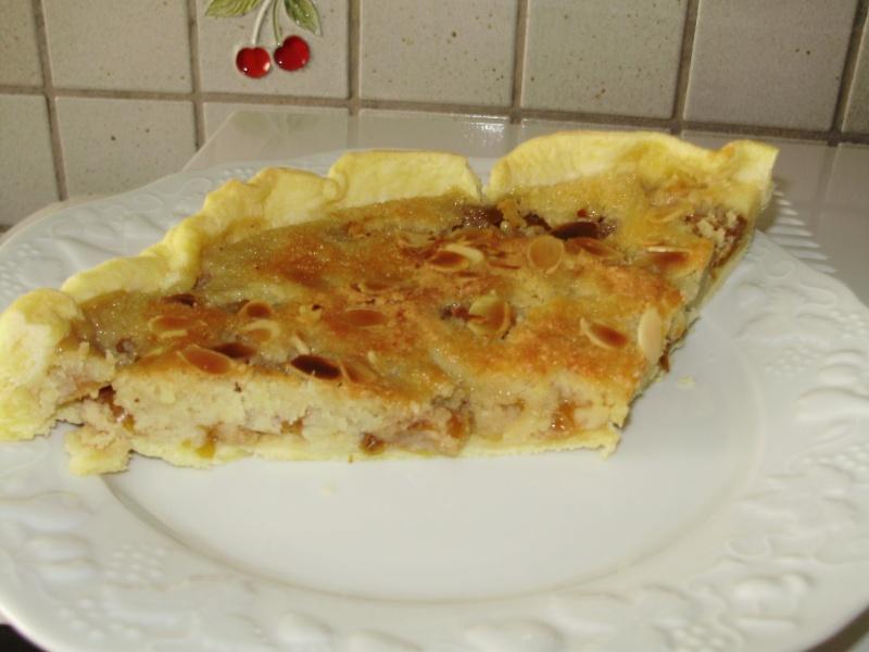 Tarte à l'abricot et à l'amande Cake_a10