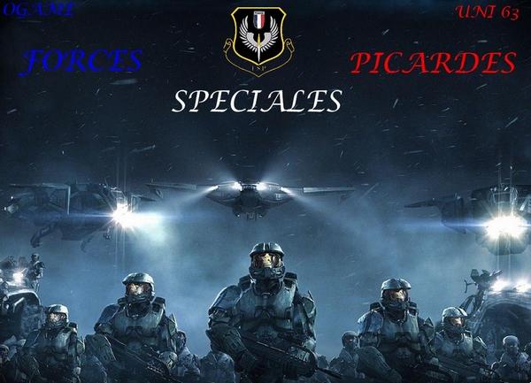 Forces Spéciales Picardes