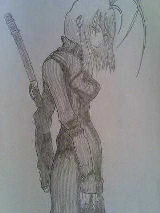 fan art by RASTATE Dsc00513