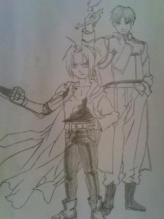 fan art by RASTATE Dsc00514