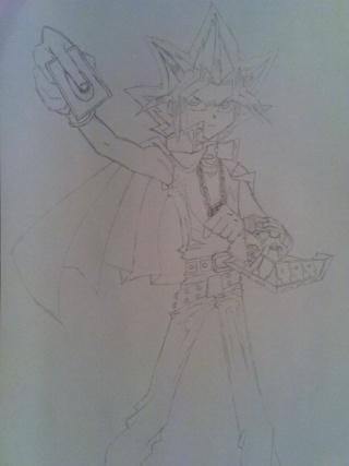 fan art by RASTATE Dsc00517