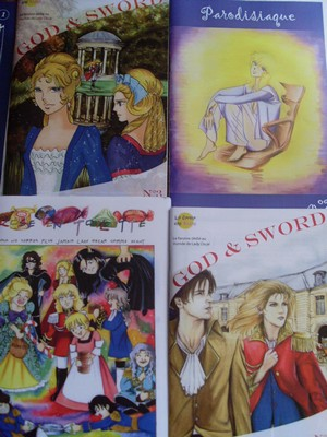 Ma Grosse collection Lady Oscar Sl372411