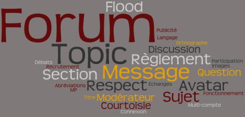 [Règles] Le Forum : Guide et Règles à l'usage des Visiteurs Regles10