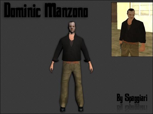 Dominic Manzono - By Spaggiari Screen18