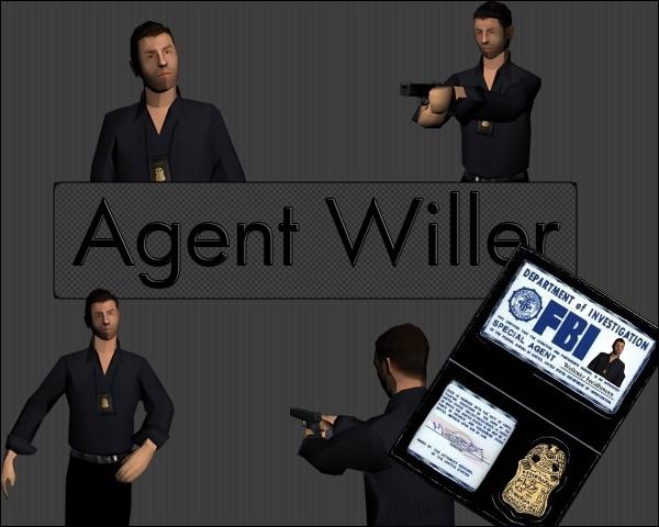 FBI - Agent Willer - By Spaggiari Screen20