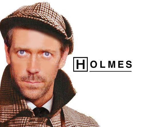 Sherlock Holmes vs Dr HOUSE Holmes10